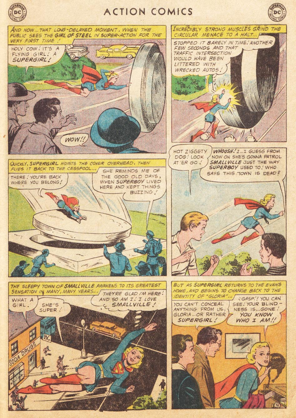 Read online Action Comics (1938) comic -  Issue #265 - 27