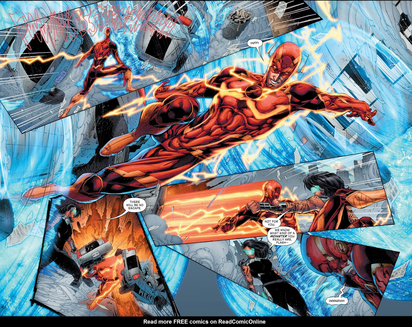 Read online The Flash (2011) comic -  Issue # _TPB 8 (Part 2) - 34