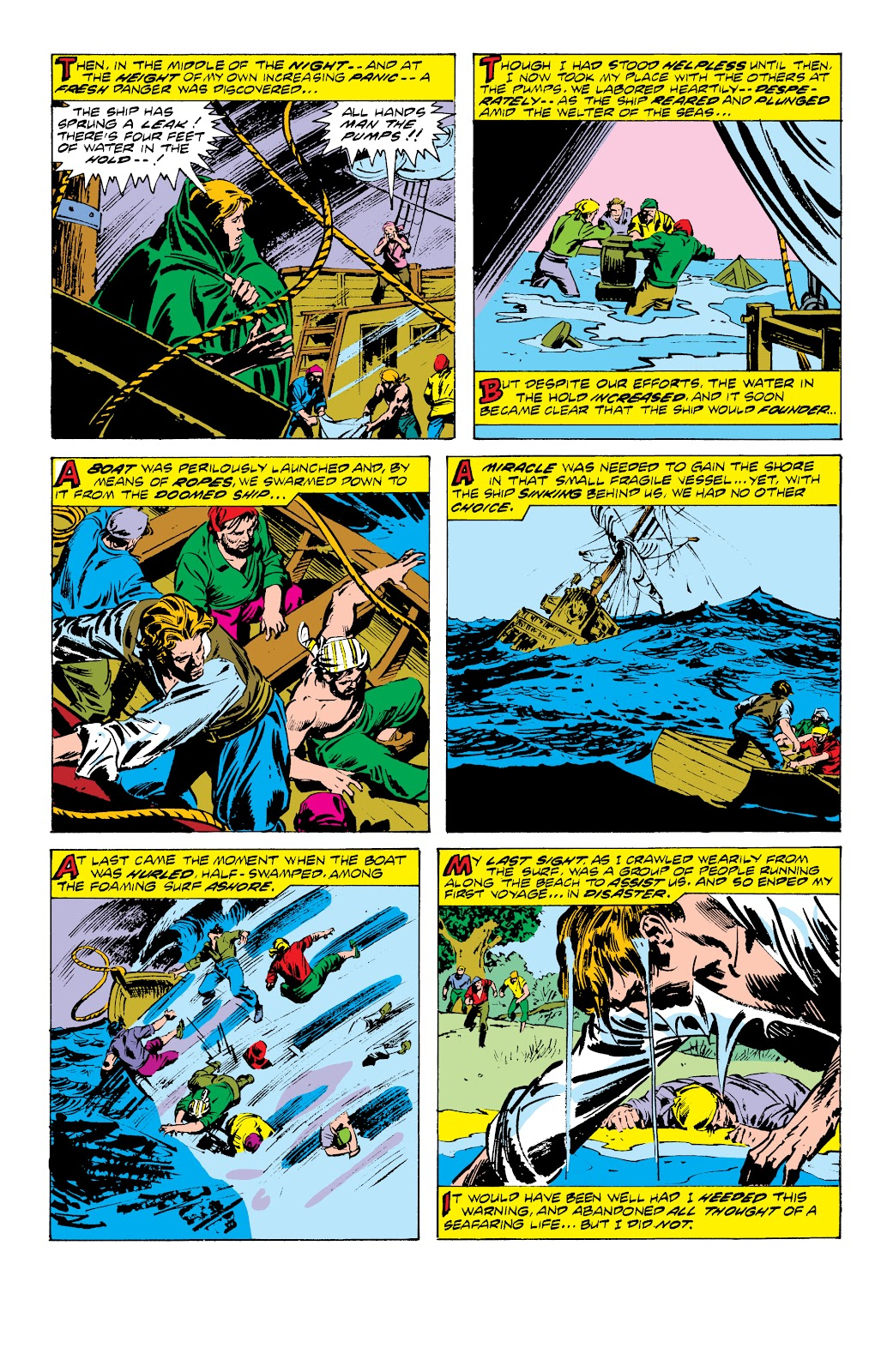 Marvel Classics Comics Series Featuring issue 19 - Page 7