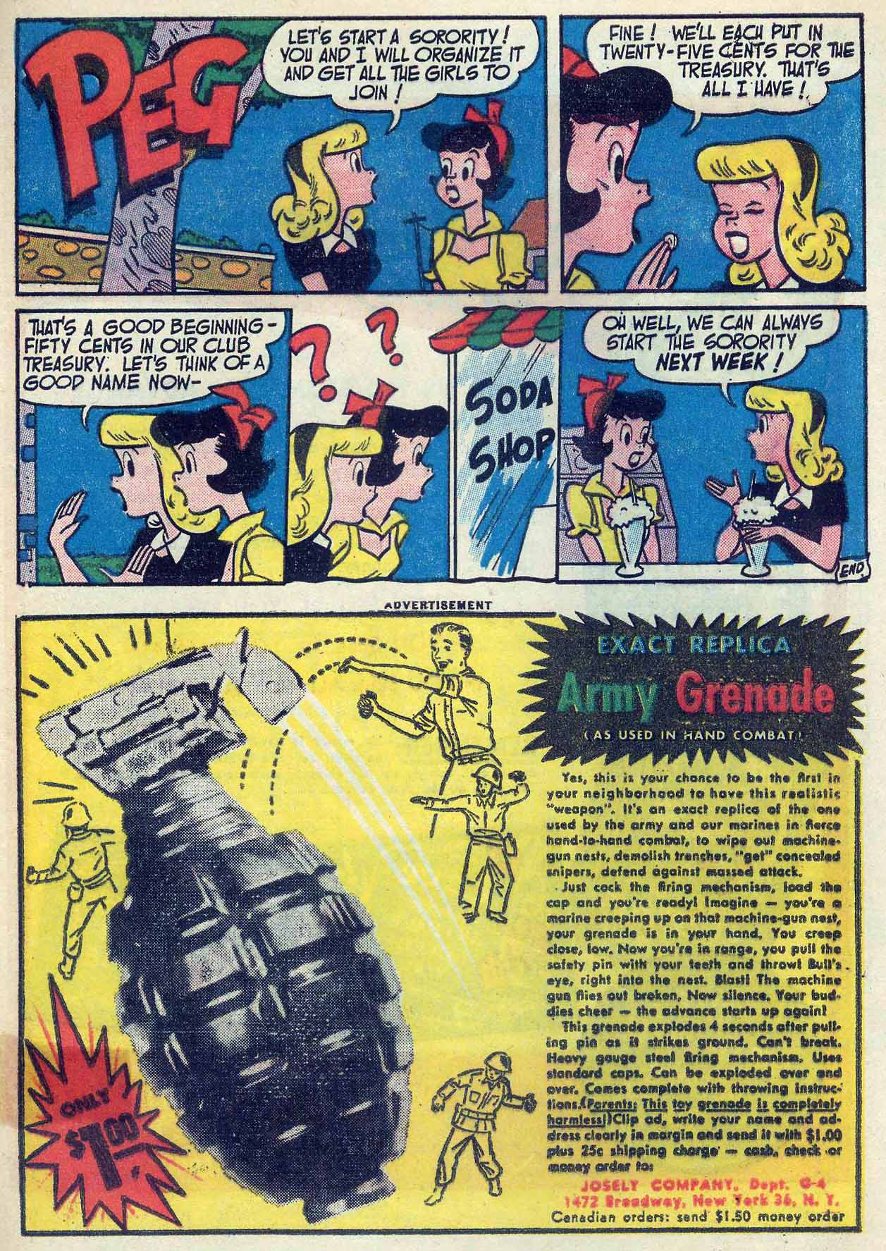 Read online Action Comics (1938) comic -  Issue #253 - 33
