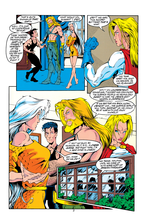 Read online Aquaman (1994) comic -  Issue #25 - 3