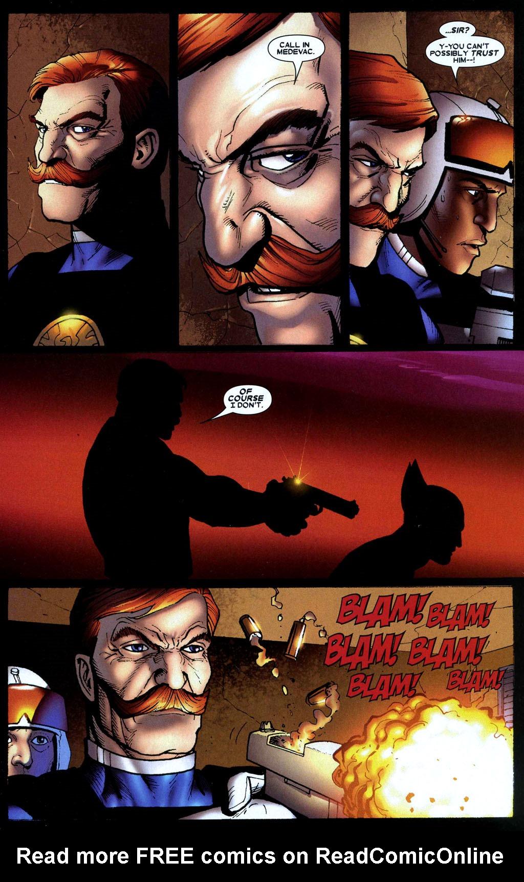 Read online Wolverine: Origins comic -  Issue #10 - 17