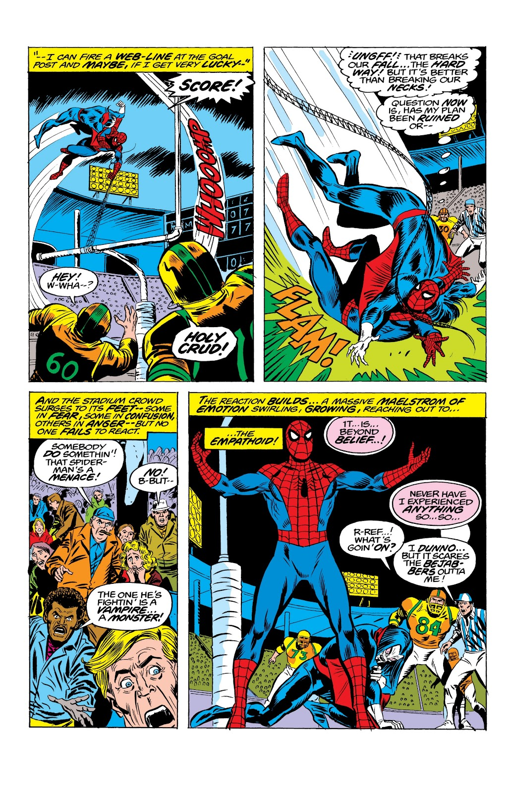 Read online Marvel Masterworks: The Spectacular Spider-Man comic -  Issue # TPB (Part 2) - 36