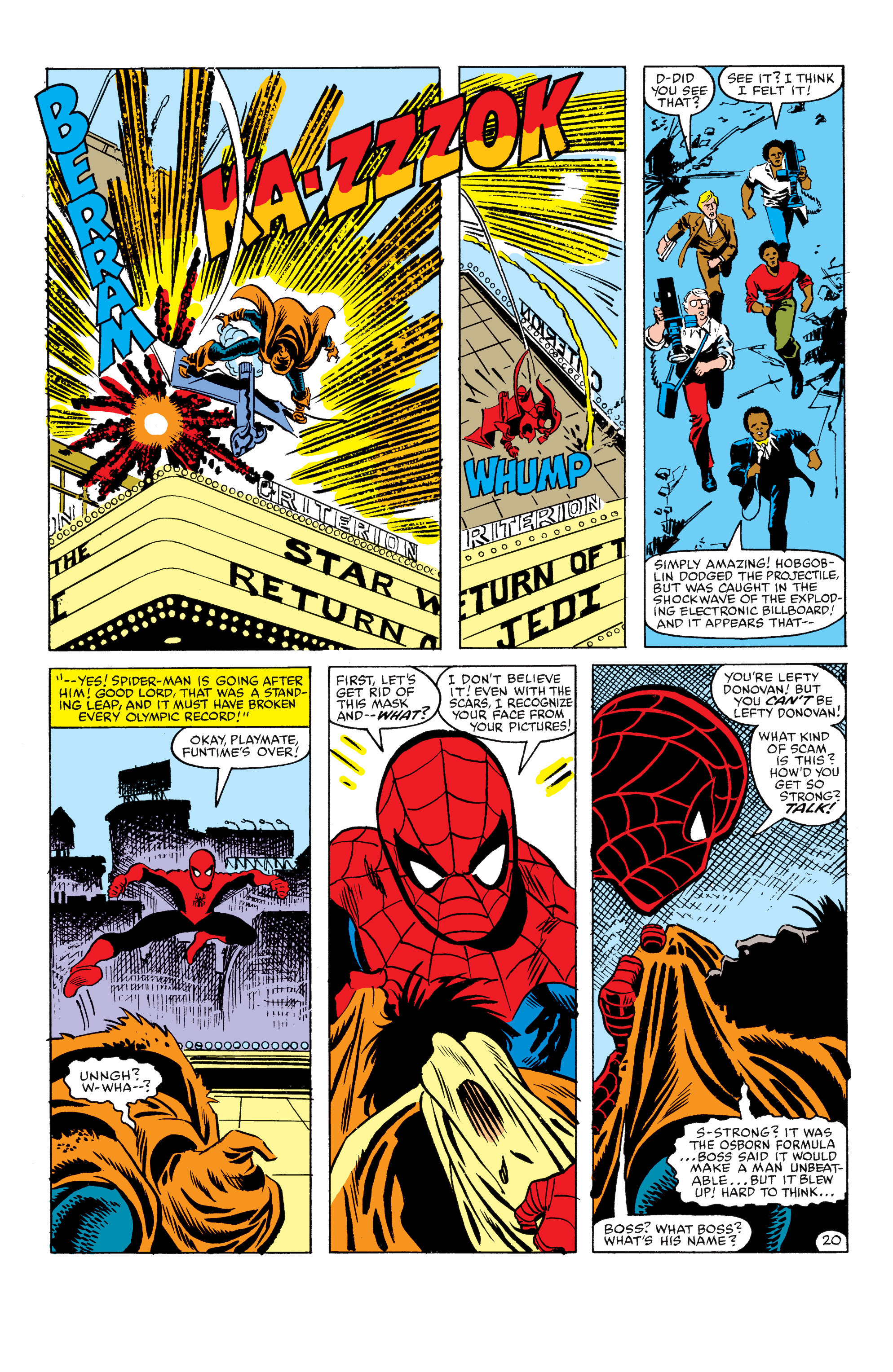 The Amazing Spider-Man (1963) 245 Page 20