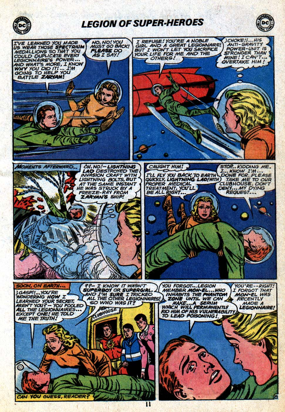Read online Adventure Comics (1938) comic -  Issue #403 - 13