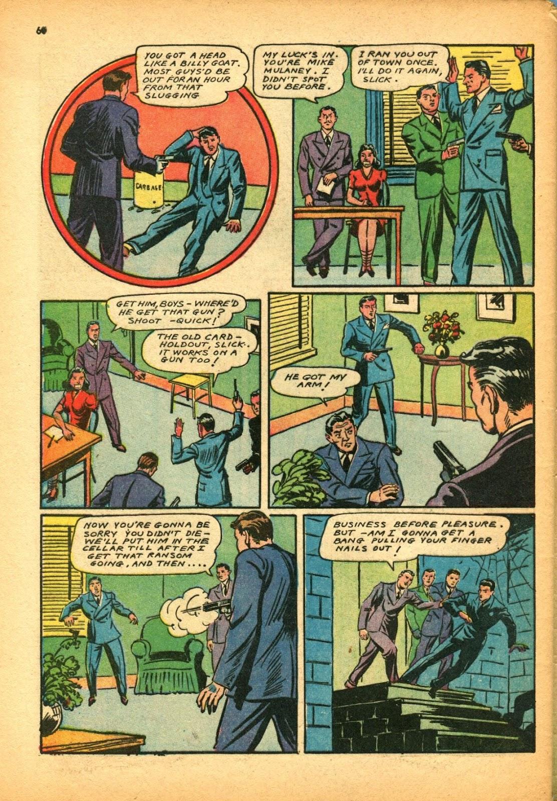 Read online Super-Magician Comics comic -  Issue #12 - 60