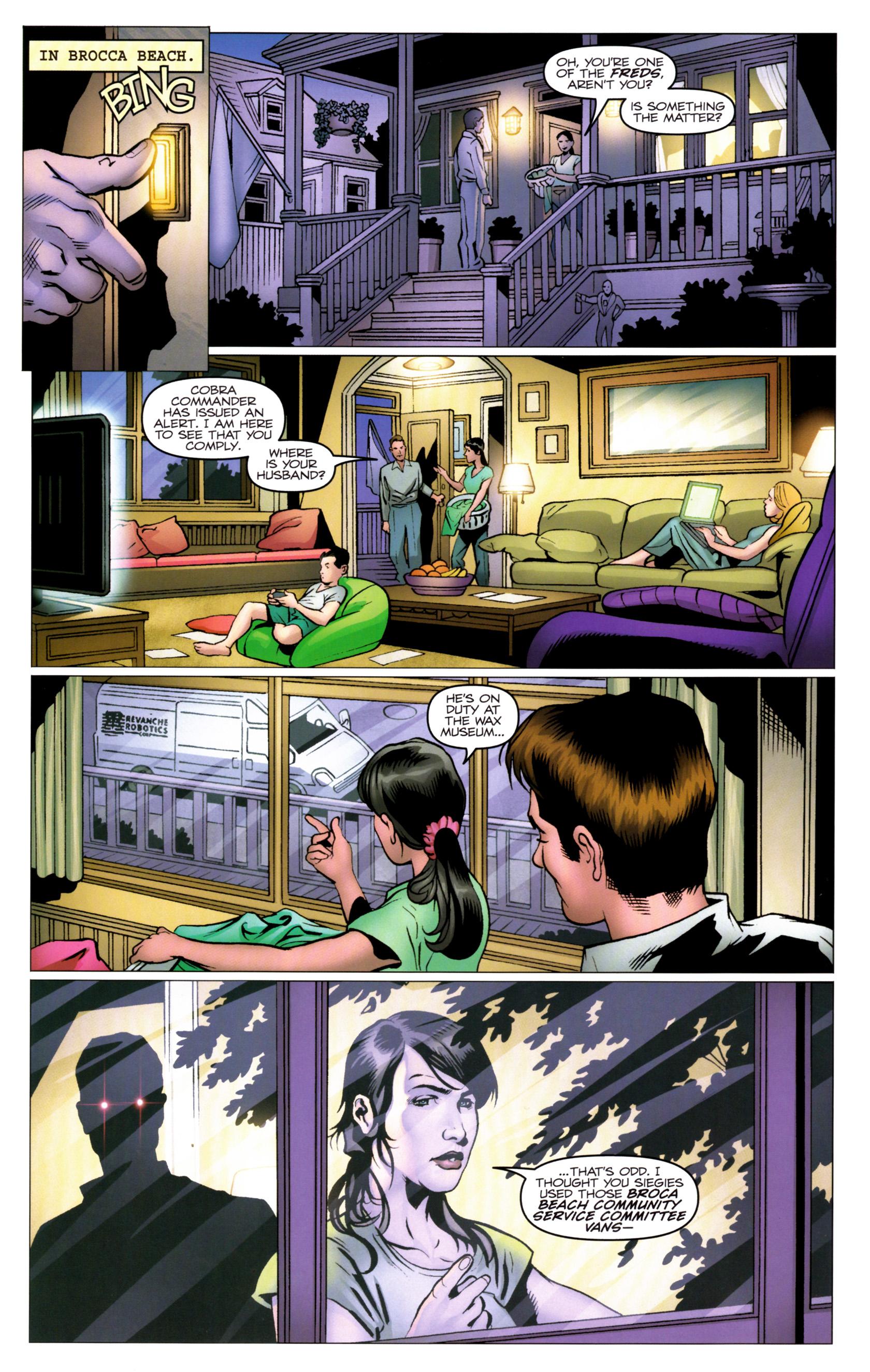 G.I. Joe: A Real American Hero 176 Page 16