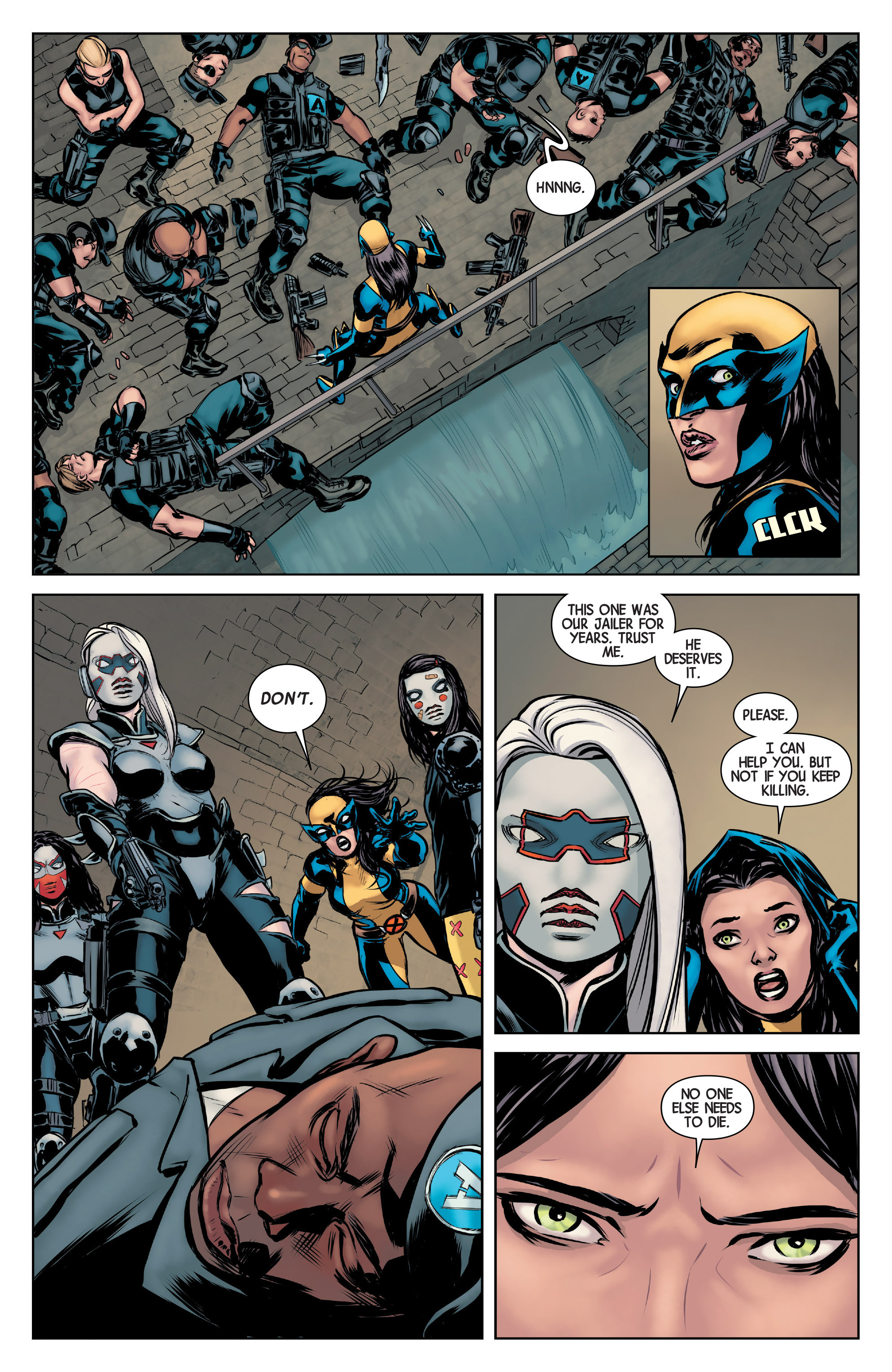 Read online All-New Wolverine (2016) comic -  Issue #2 - 20