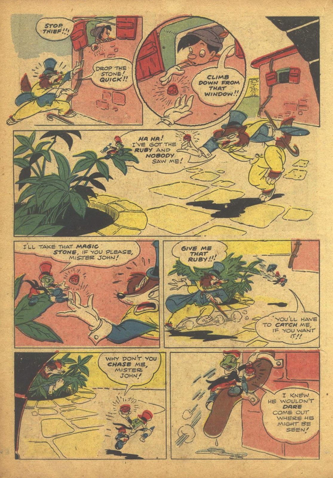 Walt Disney's Comics and Stories issue 63 - Page 26