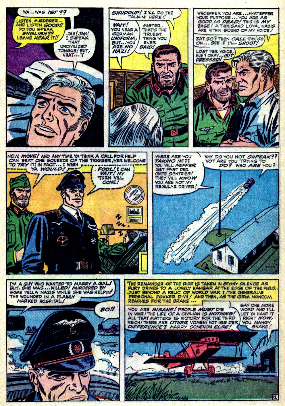 Read online Sgt. Fury comic -  Issue #19 - 17