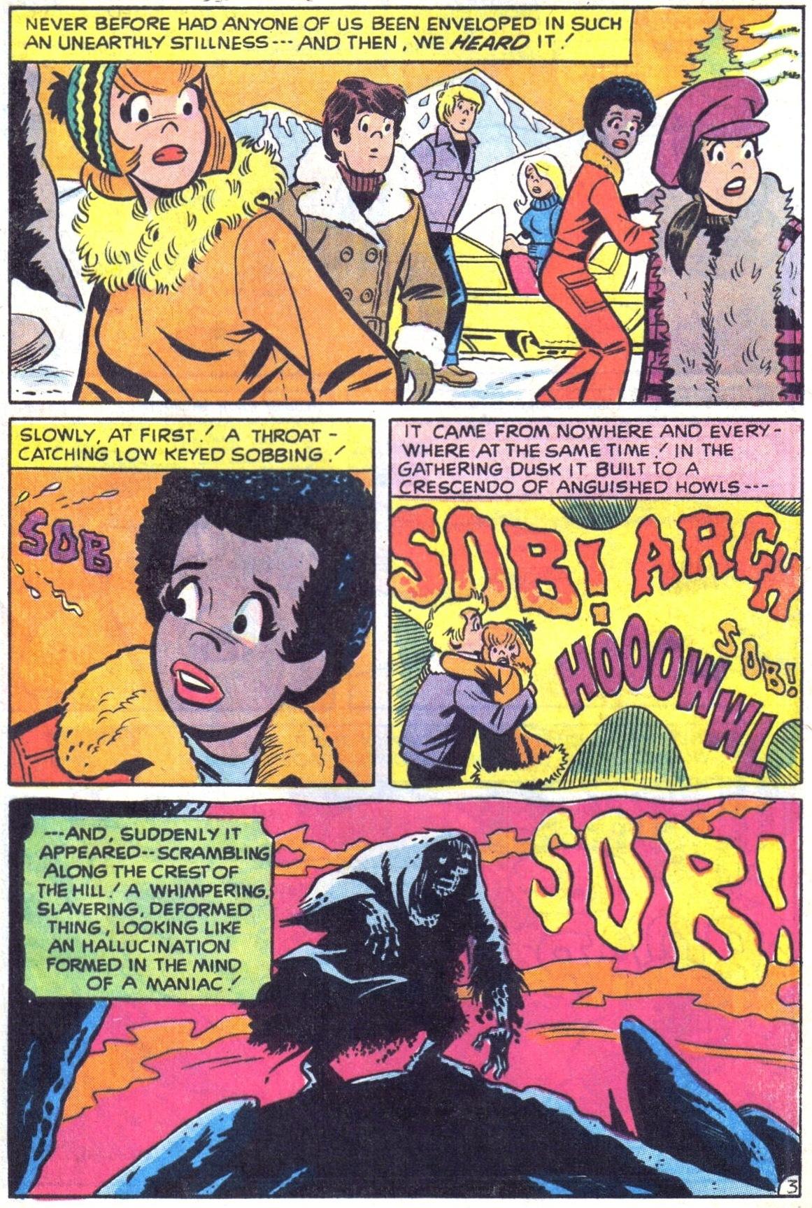 Read online She's Josie comic -  Issue #62 - 5