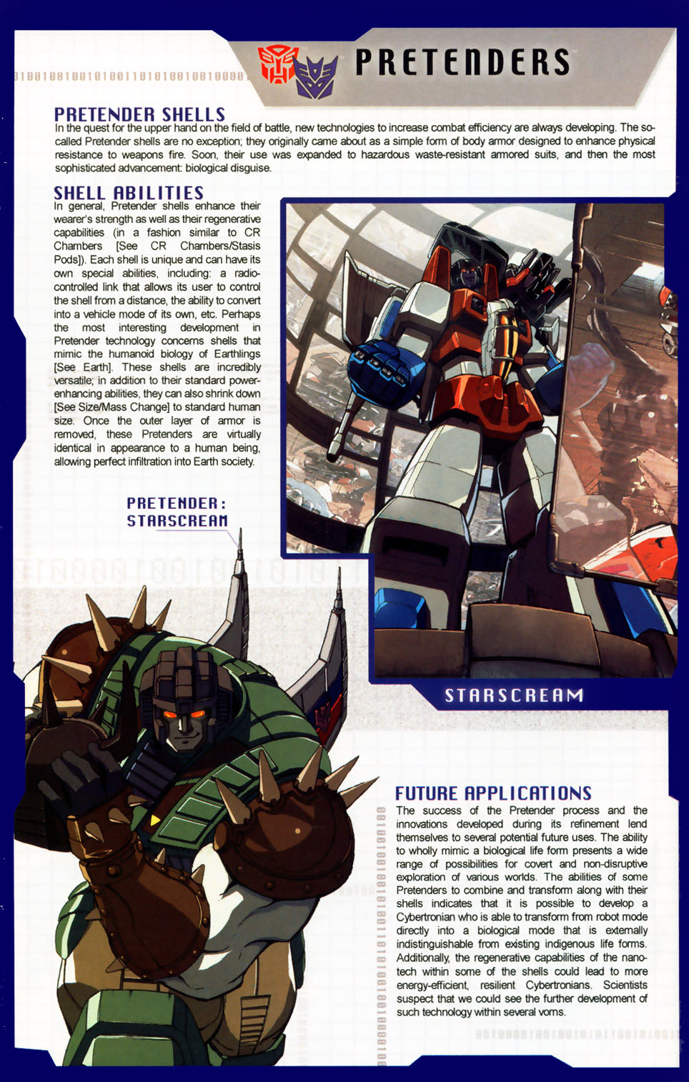 Read online Transformers: More than Meets the Eye comic -  Issue #8 - 41