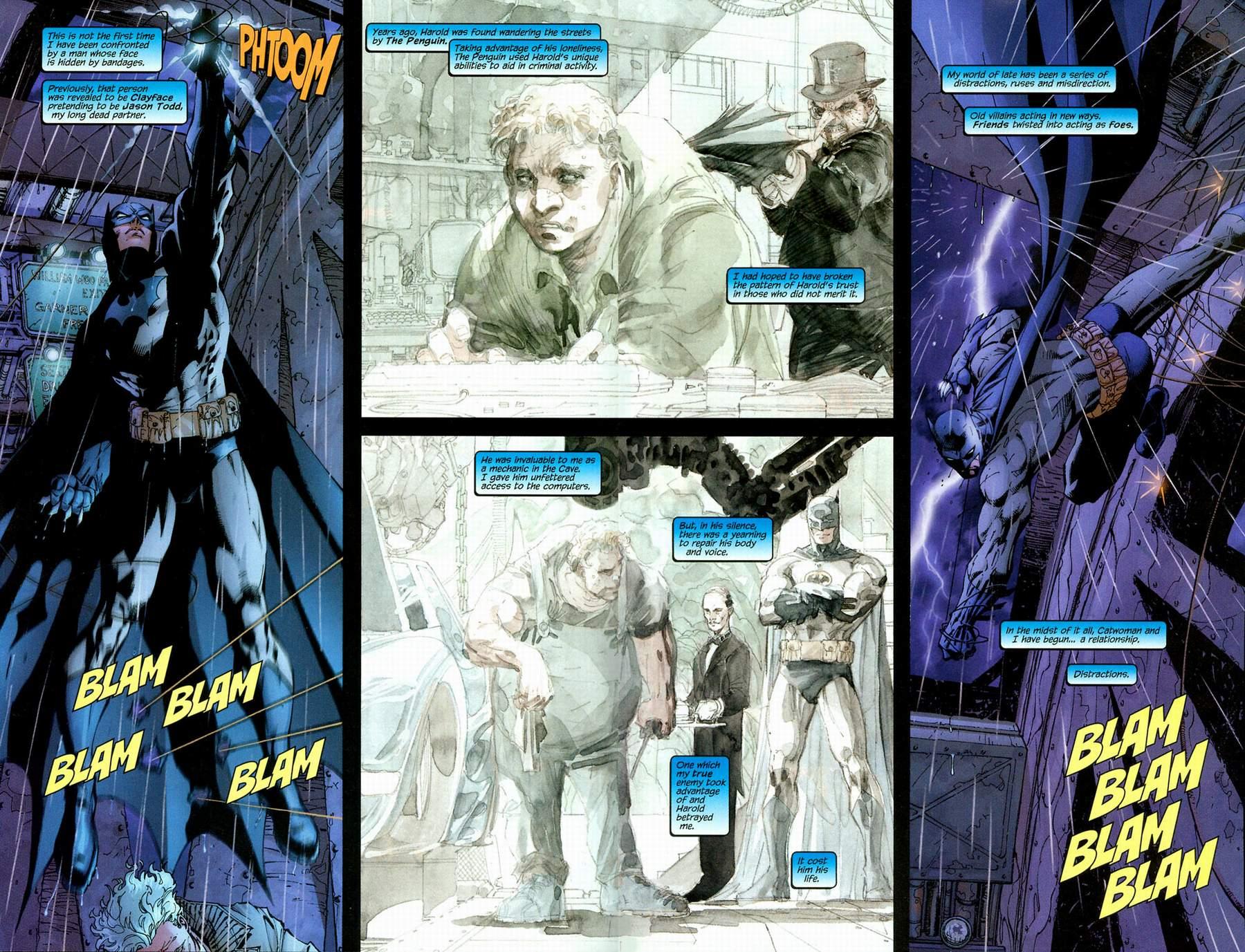 Read online Batman: Hush comic -  Issue #12 - 5