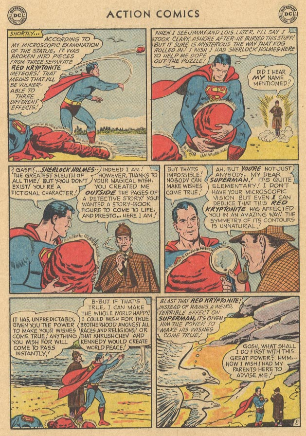 Read online Action Comics (1938) comic -  Issue #283 - 10