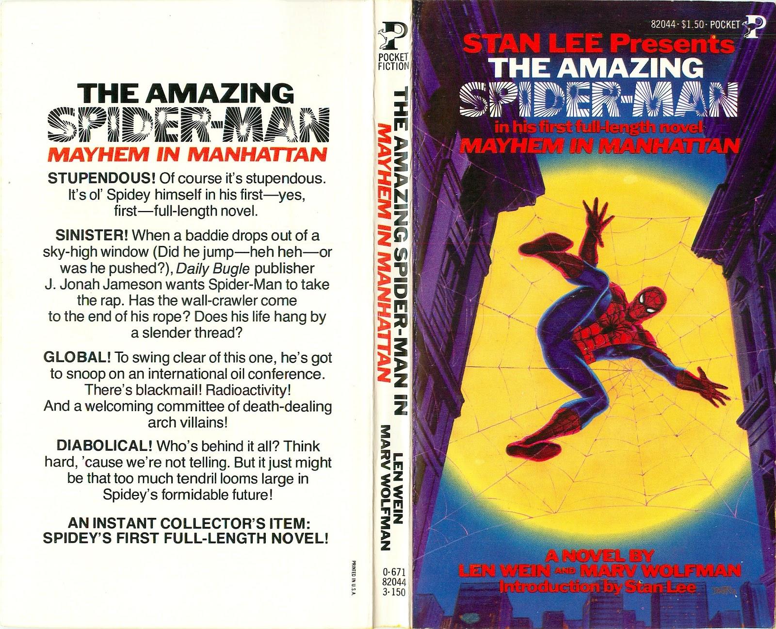 The Amazing Spider-Man: Mayhem in Manhattan issue TPB (Part 1) - Page 1