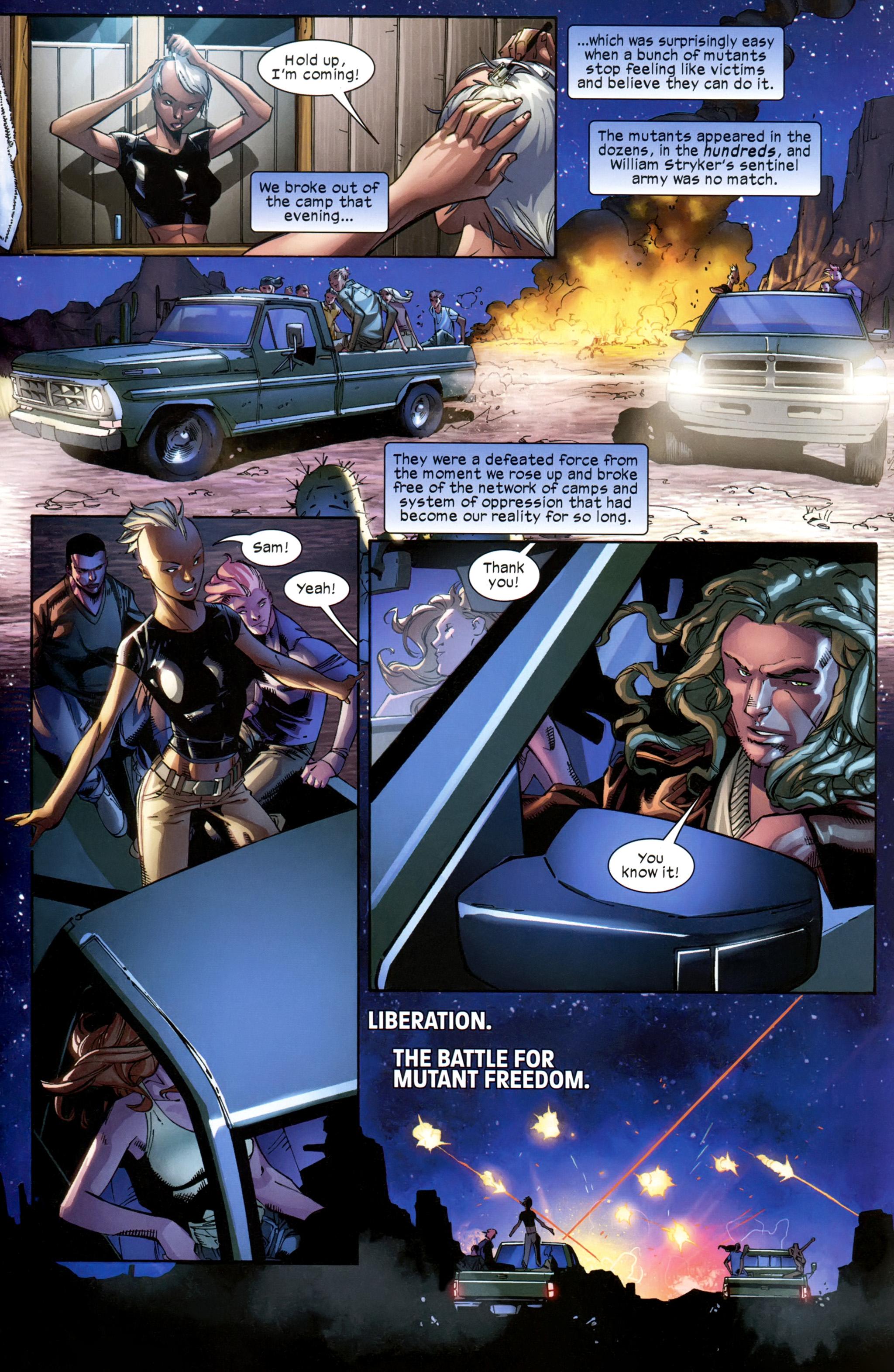 Read online Ultimate Comics X-Men comic -  Issue #23 - 15