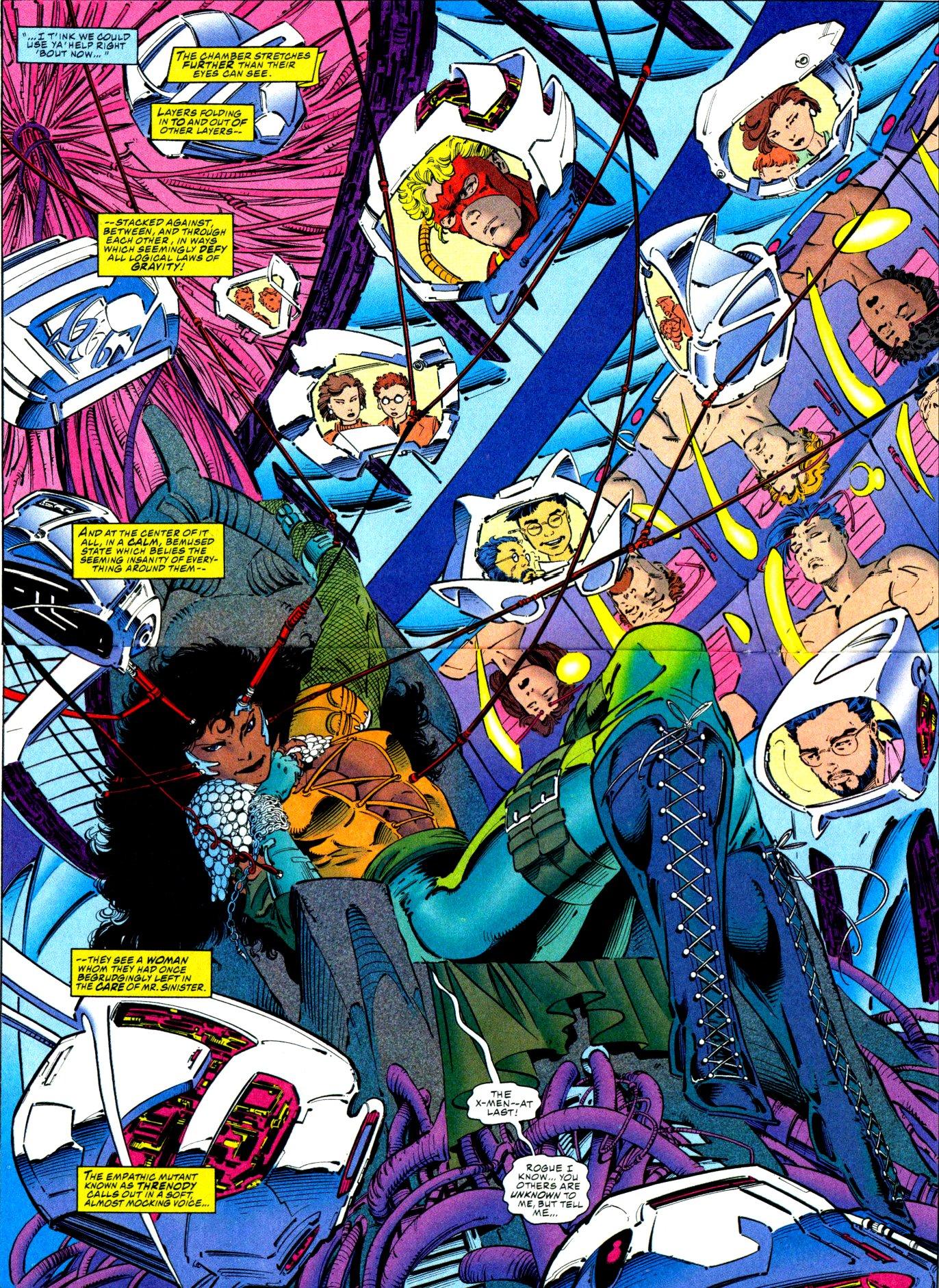 X-Men (1991) 34 Page 10