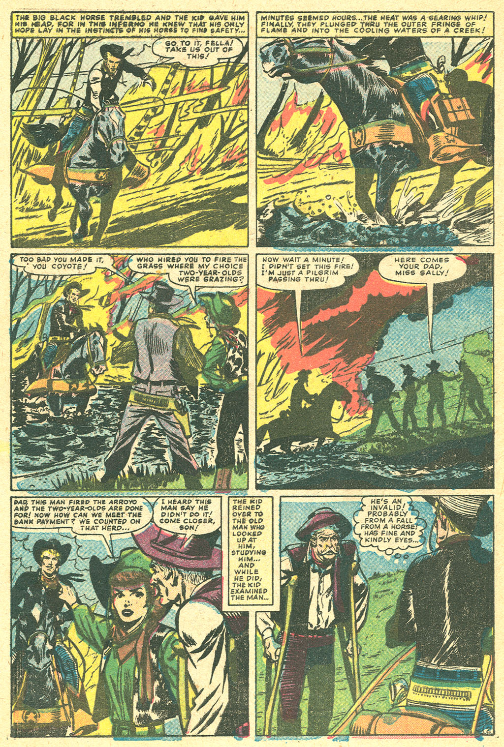 Read online Two-Gun Kid comic -  Issue #31 - 4