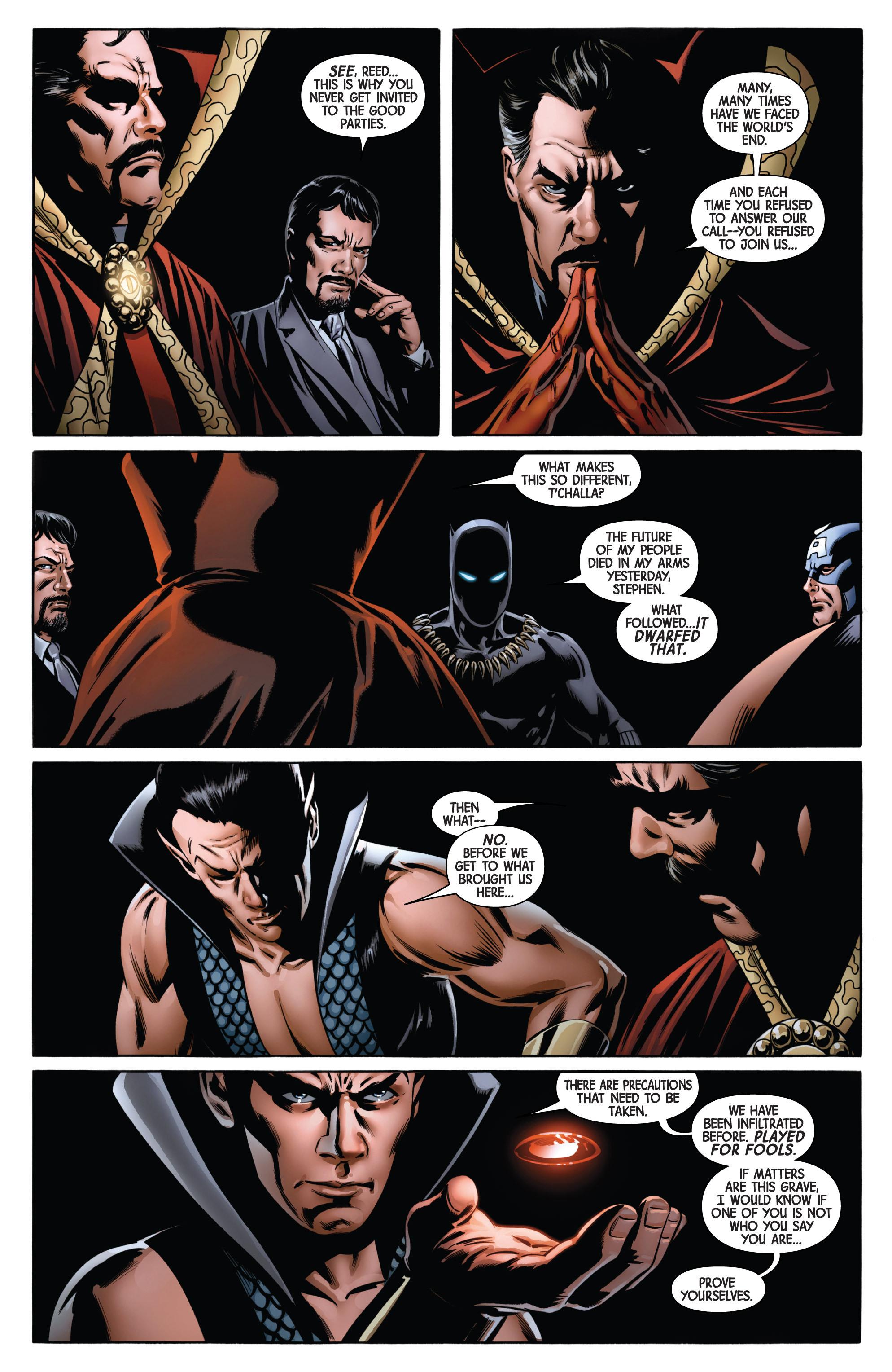 Read online Secret Wars Prelude comic -  Issue # Full - 206