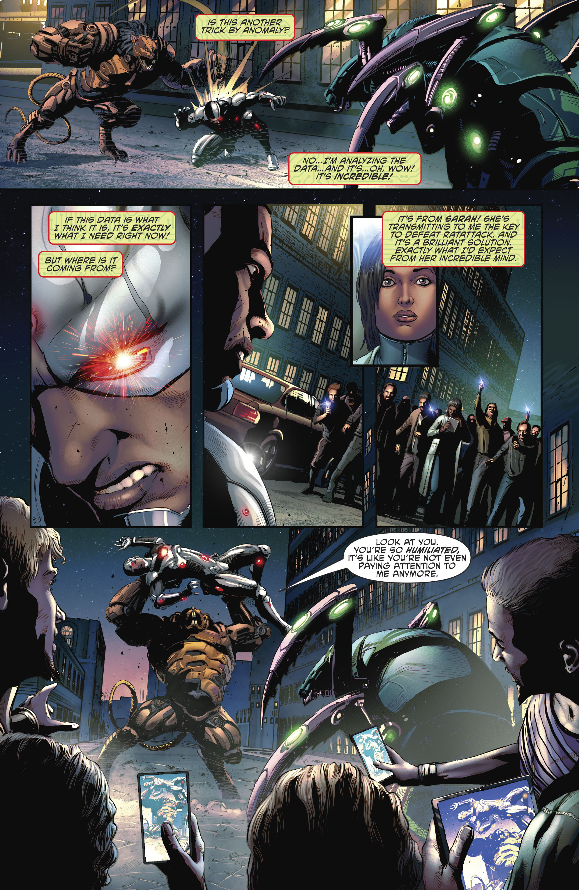 Read online Cyborg (2016) comic -  Issue #12 - 21