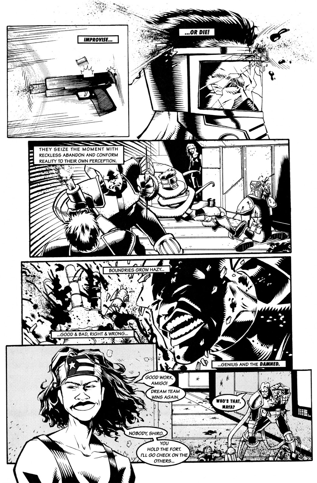 Negative Burn issue 43 - Page 20