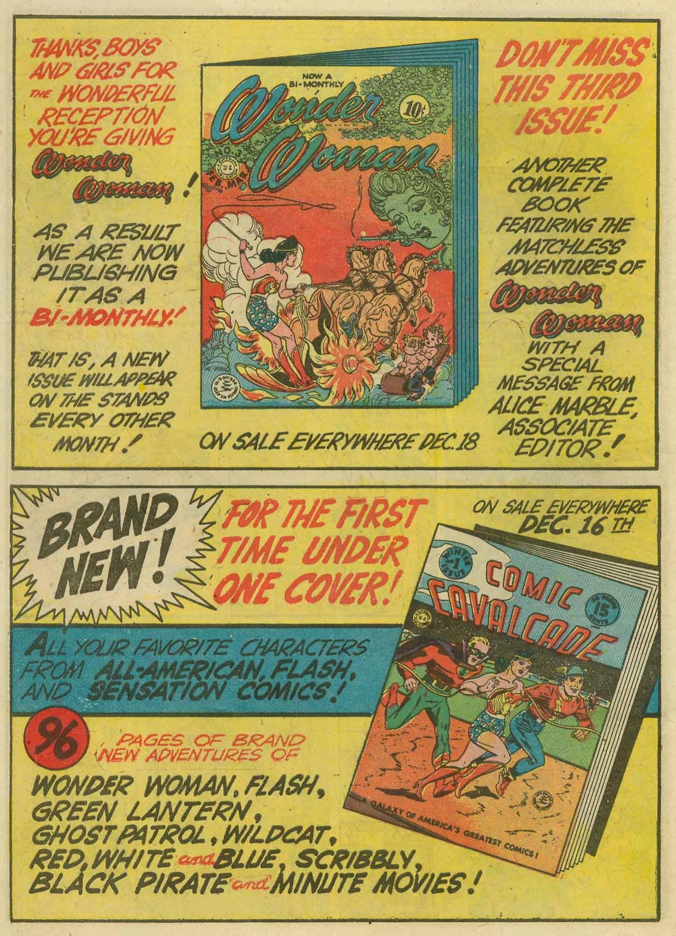 Read online Sensation (Mystery) Comics comic -  Issue #14 - 16