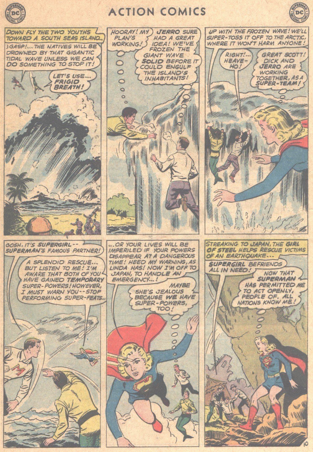 Read online Action Comics (1938) comic -  Issue #290 - 28