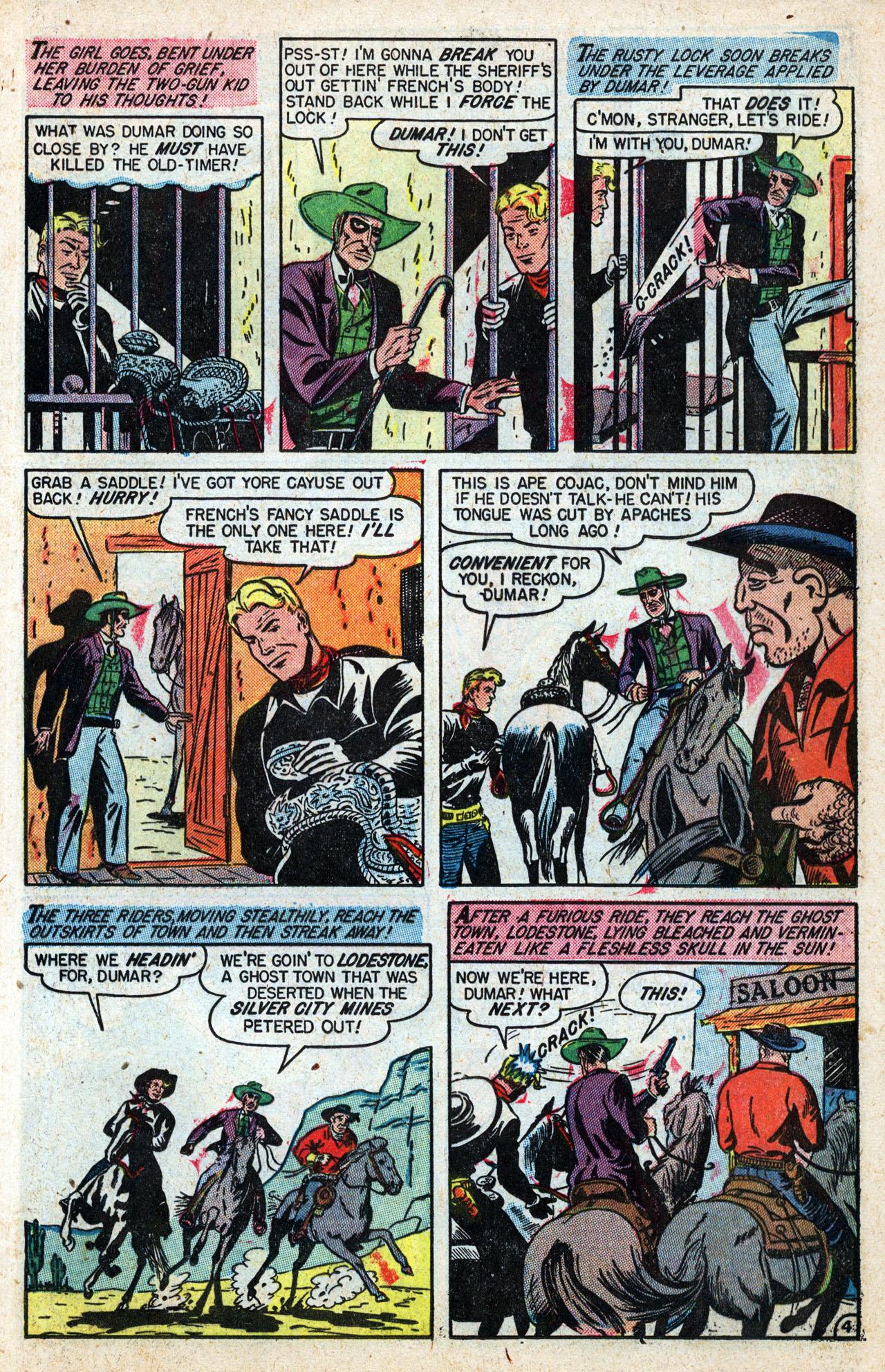 Read online Two-Gun Kid comic -  Issue #4 - 17