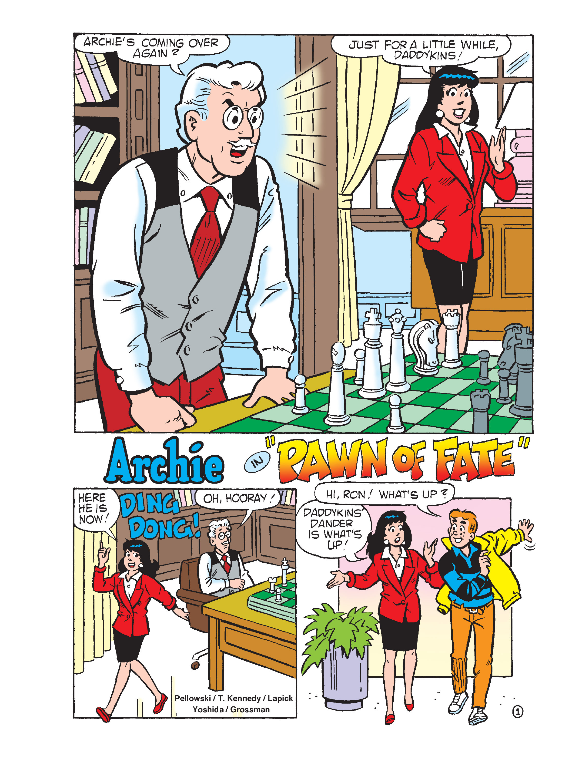 Read online Archie's Funhouse Double Digest comic -  Issue #17 - 14