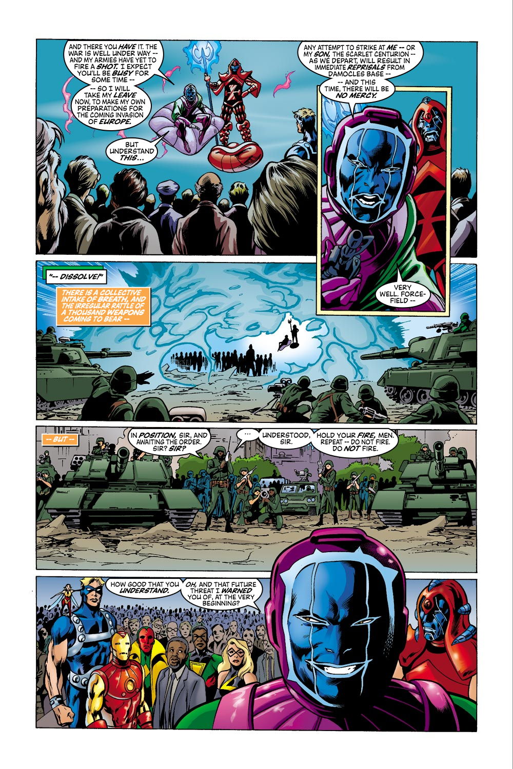 Read online Avengers (1998) comic -  Issue #42 - 18