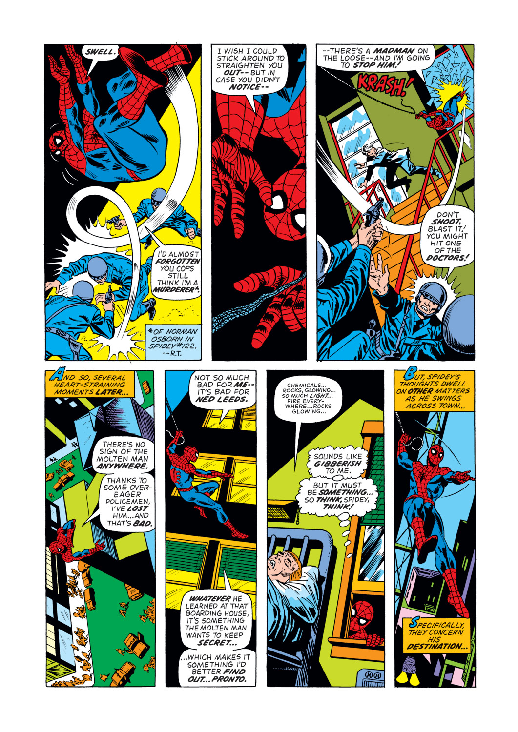 The Amazing Spider-Man (1963) 133 Page 6