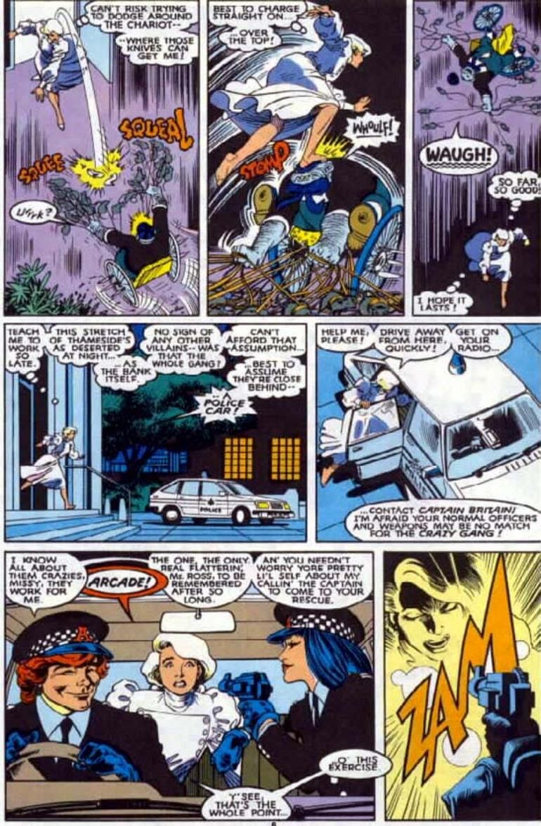 Excalibur (1988) issue 4 - Page 6