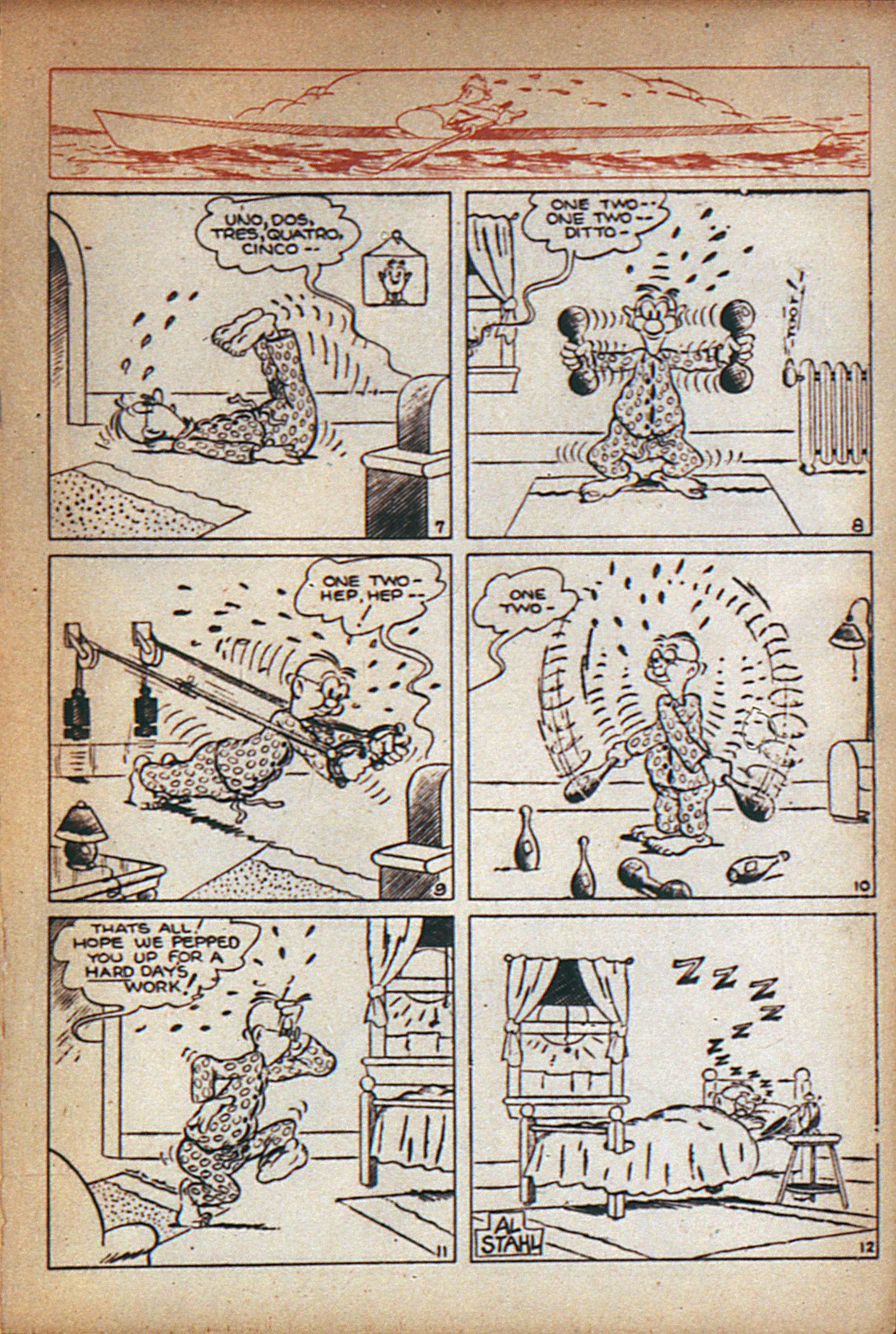 Read online Adventure Comics (1938) comic -  Issue #7 - 24