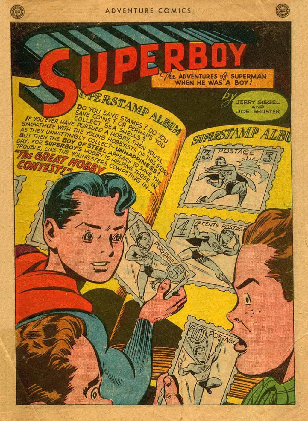 Read online Adventure Comics (1938) comic -  Issue #121 - 3