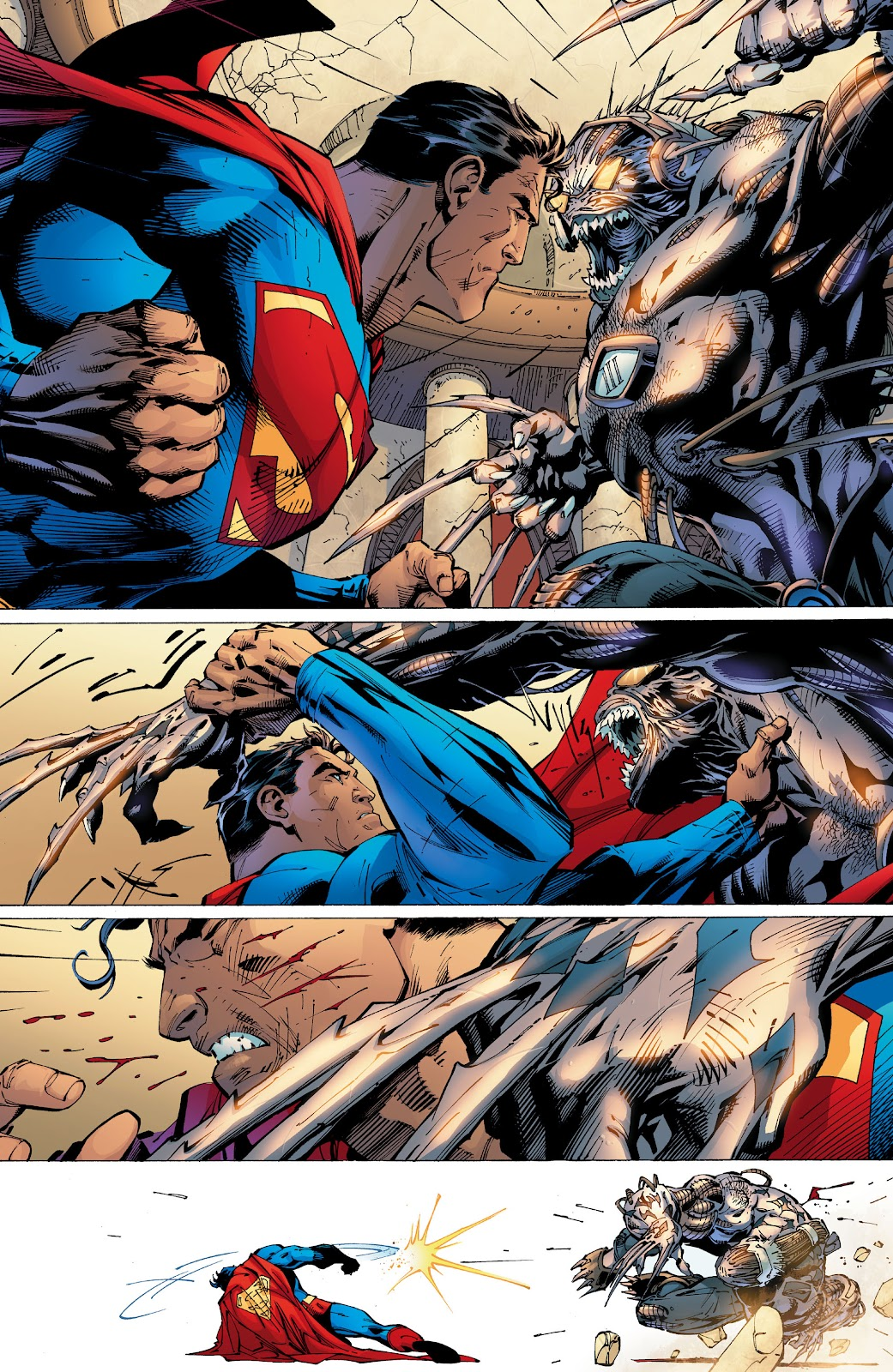Read online Superman: For Tomorrow comic -  Issue # TPB (Part 1) - 69