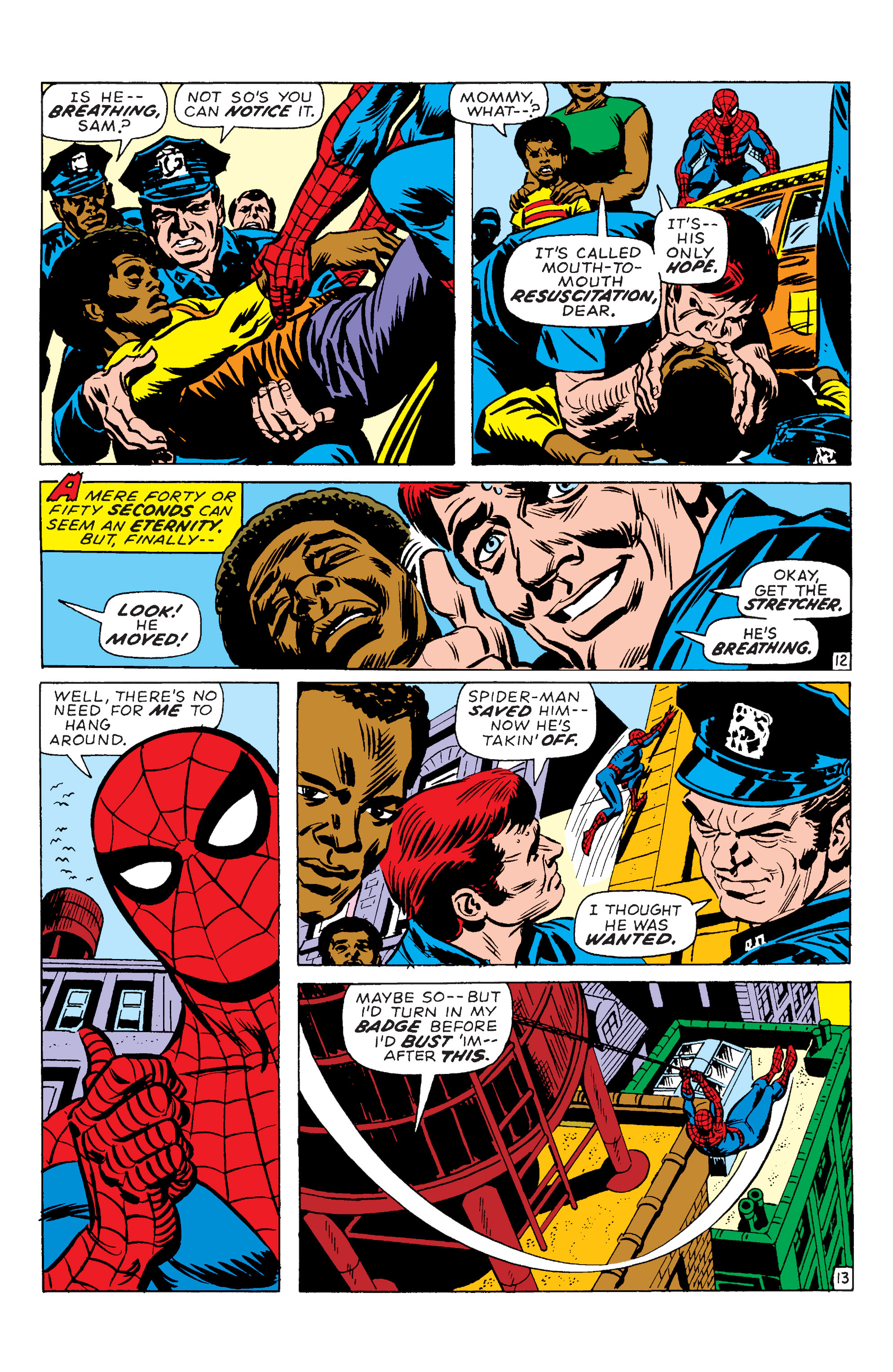 The Amazing Spider-Man (1963) 96 Page 12