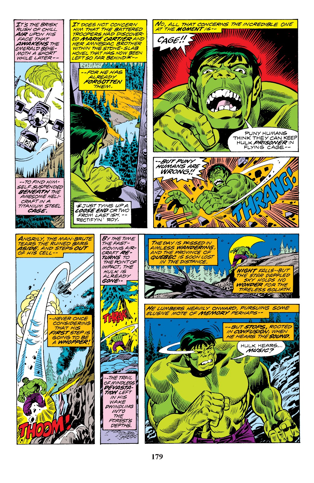 Read online Marvel Masterworks: The Incredible Hulk comic -  Issue # TPB 10 (Part 3) - 26
