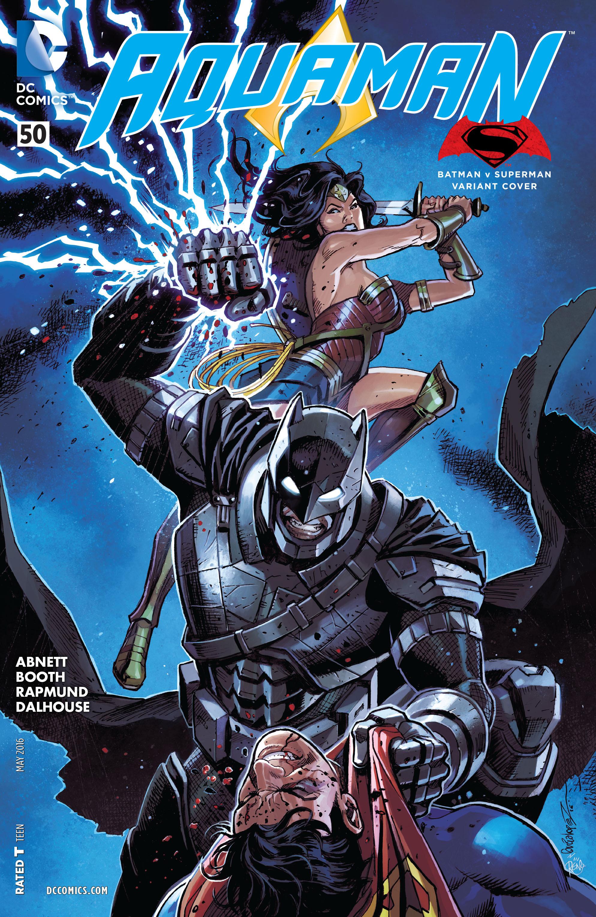 Read online Aquaman (2011) comic -  Issue #50 - 3