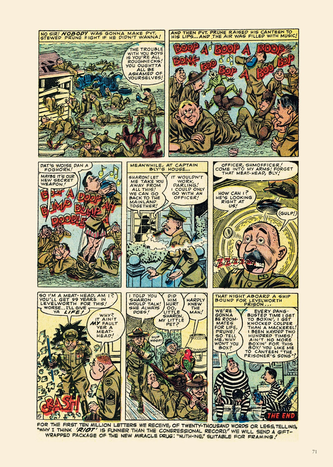Read online Sincerest Form of Parody: The Best 1950s MAD-Inspired Satirical Comics comic -  Issue # TPB (Part 1) - 72
