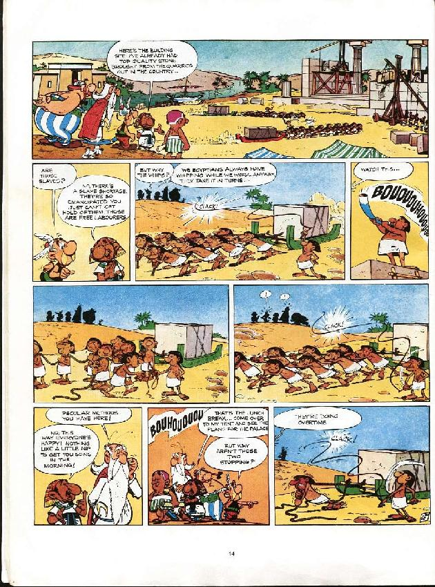 Read online Asterix comic -  Issue #6 - 11