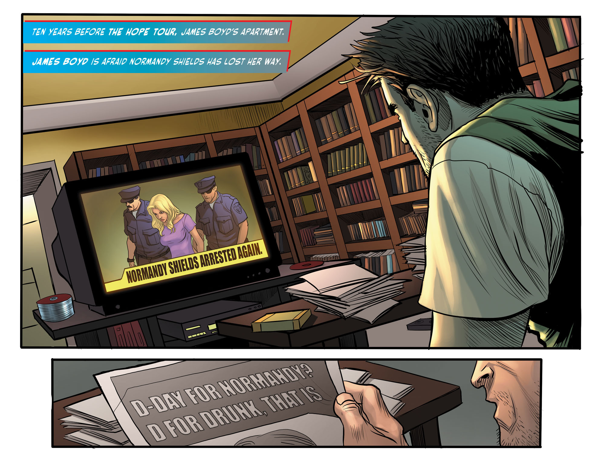 Read online Sensation Comics Featuring Wonder Woman comic -  Issue #29 - 7