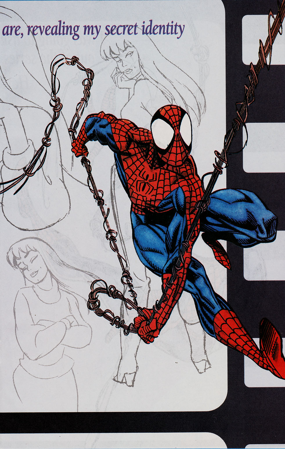 Web of Spider-Man (1985) Issue #113 #123 - English 37