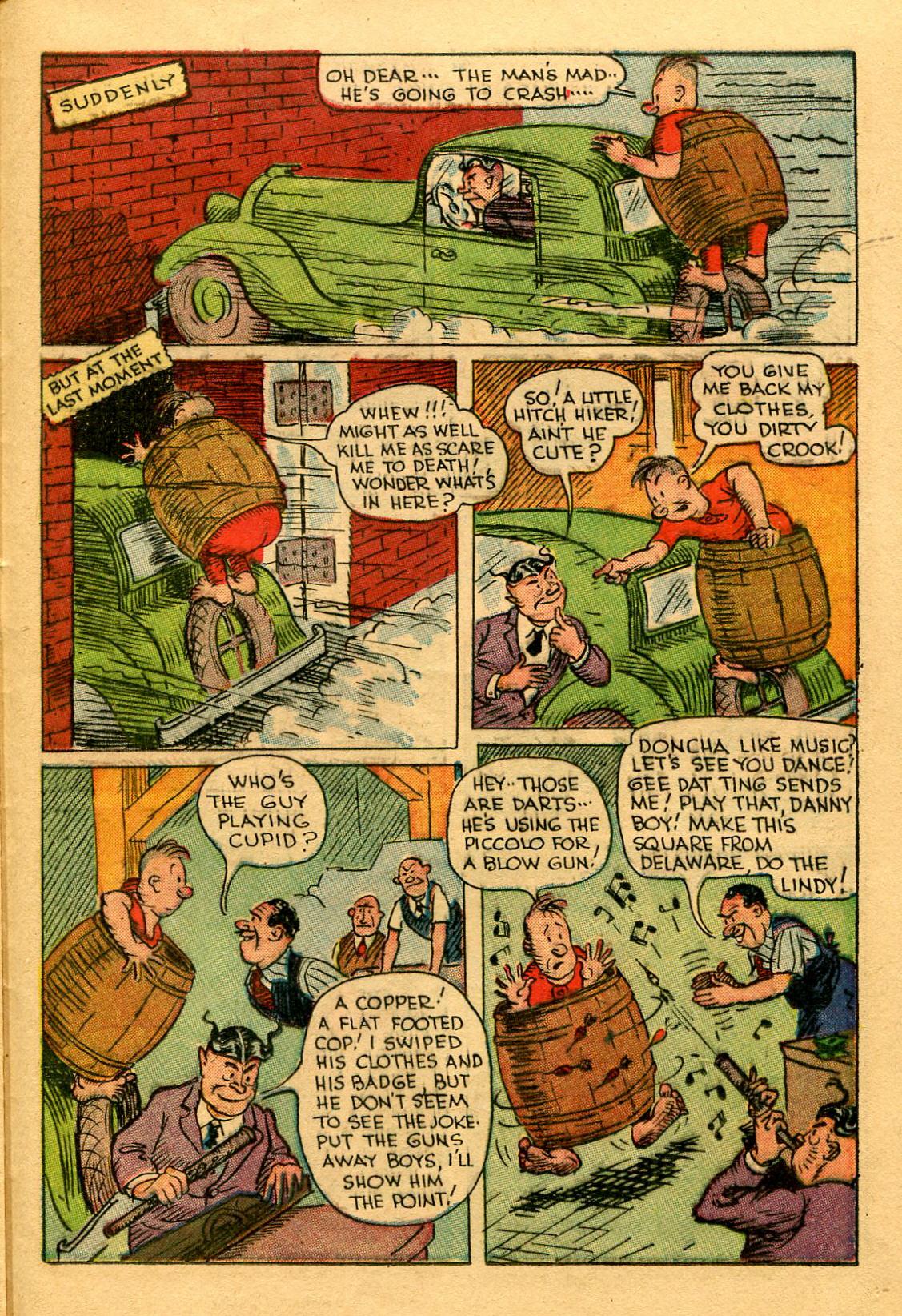 Read online Shadow Comics comic -  Issue #53 - 38