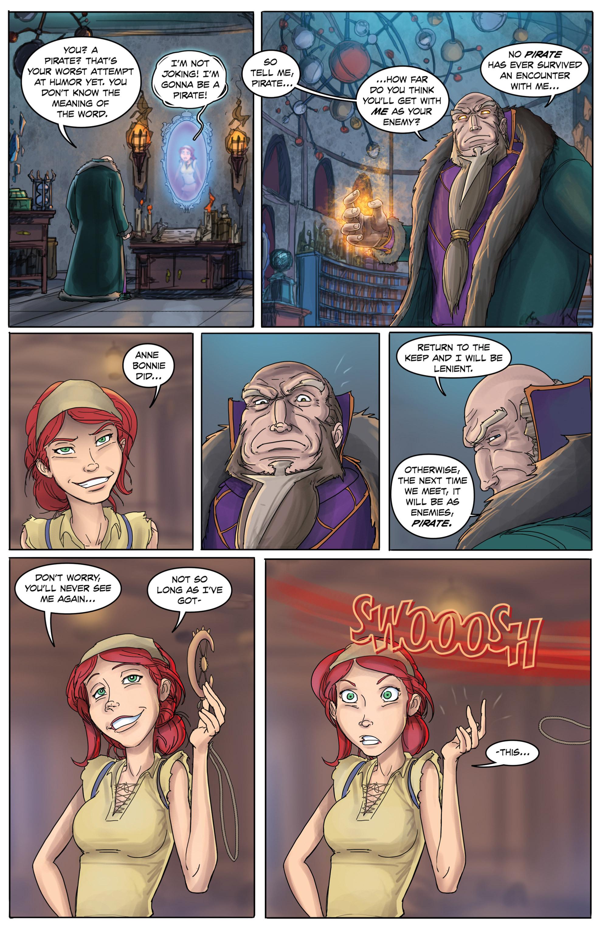 Read online Anne Bonnie comic -  Issue #1 - 24