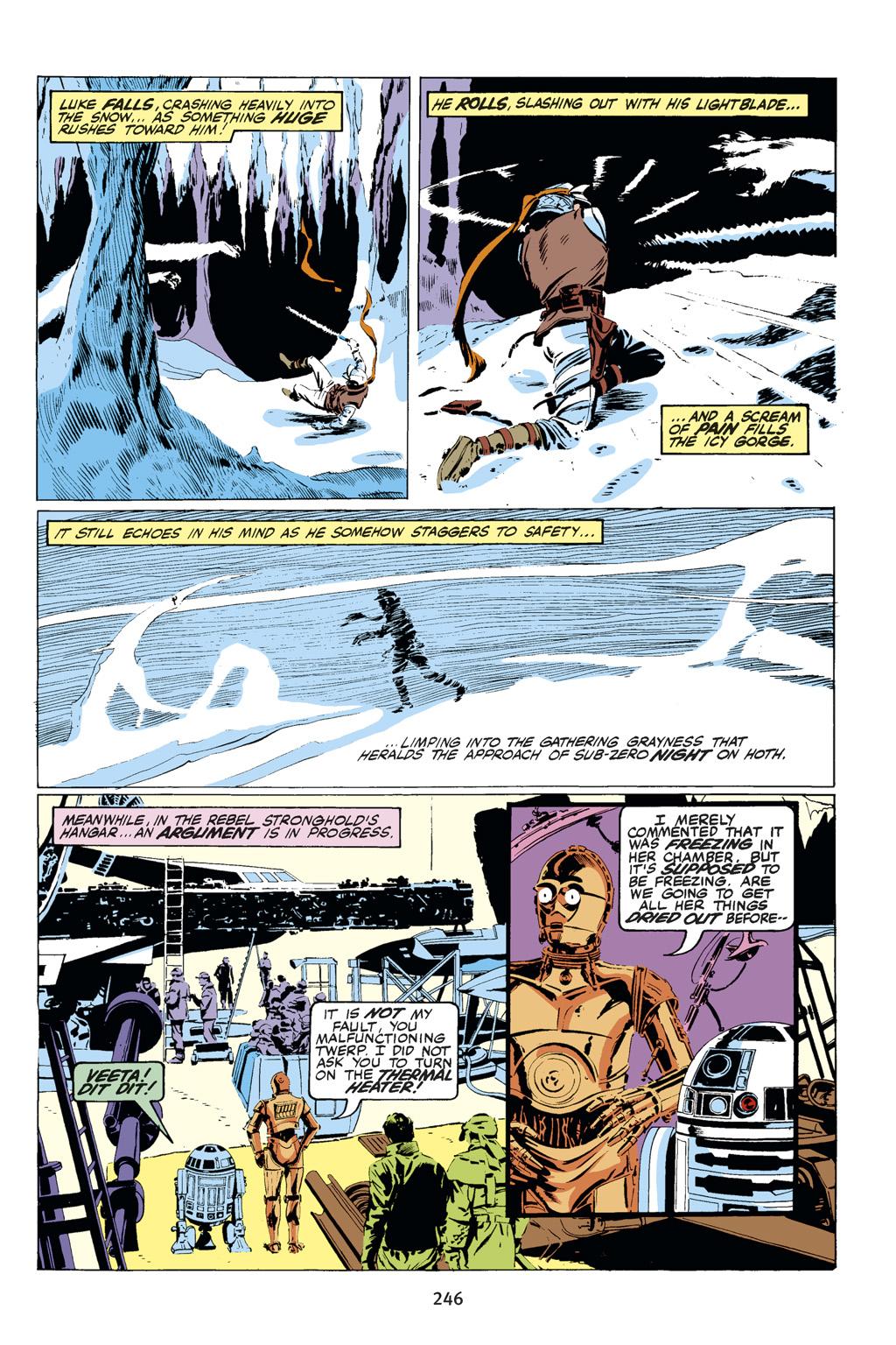 Read online Star Wars Omnibus comic -  Issue # Vol. 14 - 244