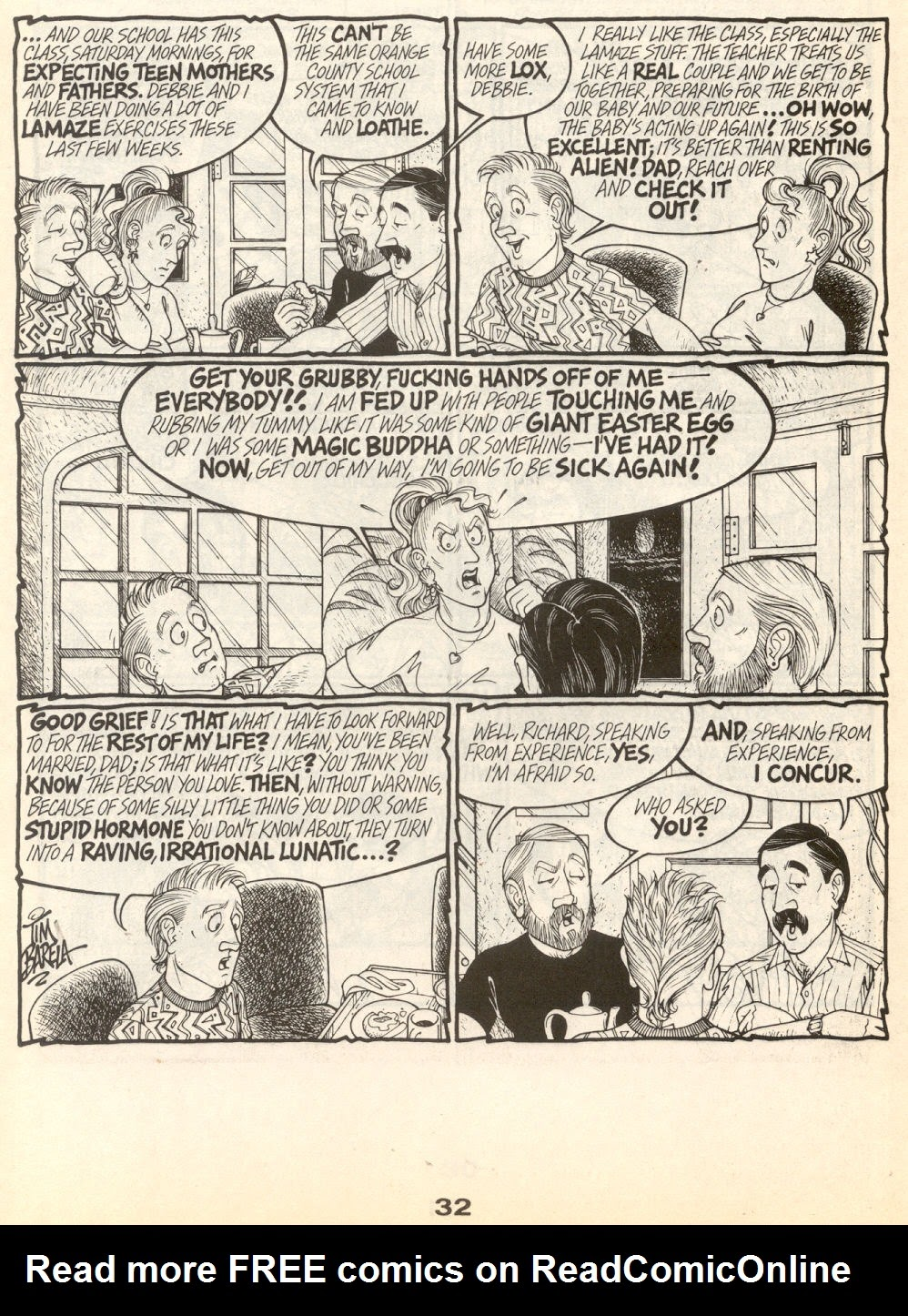 Gay Comix (Gay Comics) issue _Special_1 - Page 35