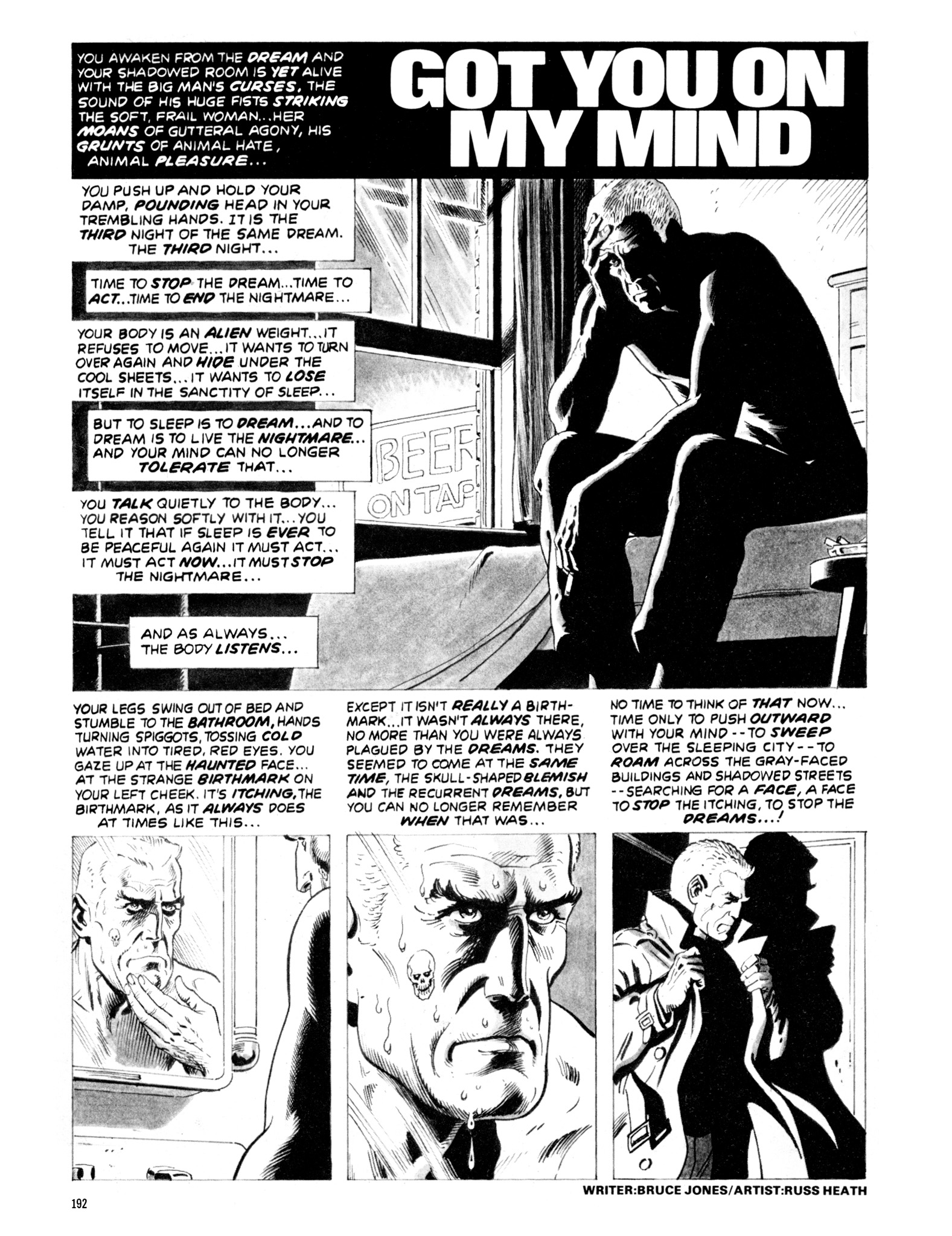 Read online Eerie Archives comic -  Issue # TPB 20 - 192