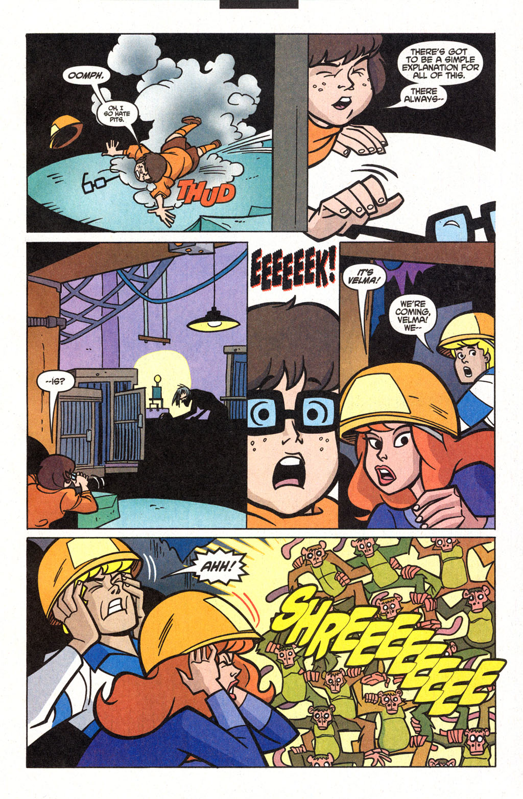 Read online Scooby-Doo (1997) comic -  Issue #97 - 6