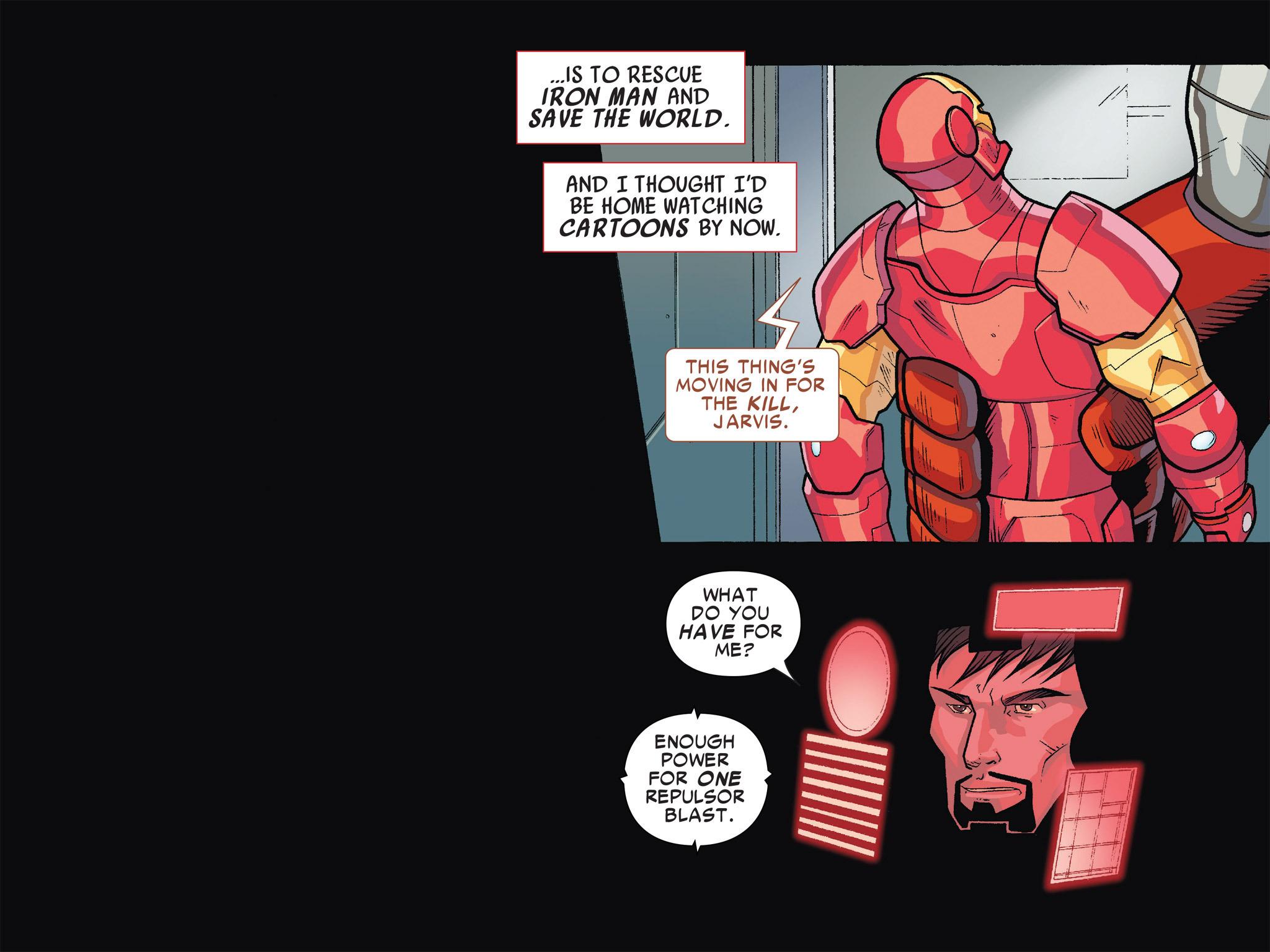 Read online Ultimate Spider-Man (Infinite Comics) (2016) comic -  Issue #5 - 29