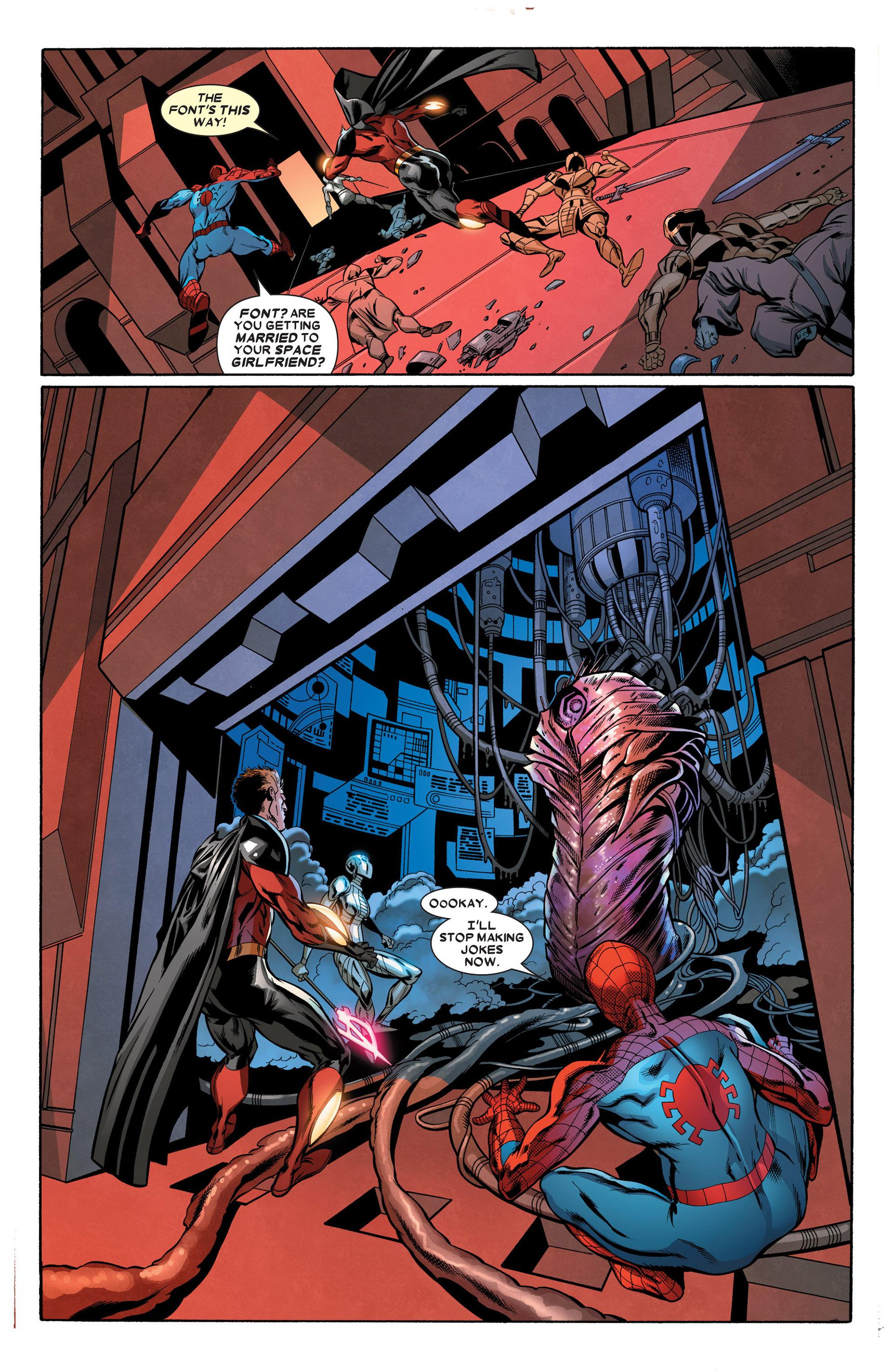 Read online Annihilators: Earthfall comic -  Issue #2 - 19